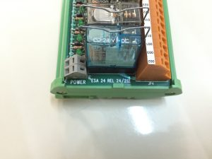 NUM ESA OUTPUT CARD ROLE